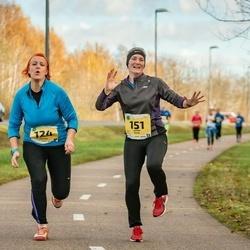 45. Saaremaa kolme päeva jooks - Kädu Aasma (124), Jaana Üksik (151)