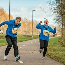 45. Saaremaa kolme päeva jooks - Signe Salvet (582), Arnold Tihane (588)