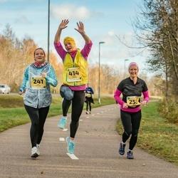 45. Saaremaa kolme päeva jooks - Liis Astover (241), Tuija Mononen (253)