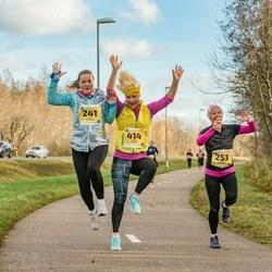 45. Saaremaa kolme päeva jooks - Liis Astover (241), Tuija Mononen (253), Karin Lusikas (414)