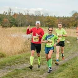 45. Saaremaa kolme päeva jooks - Harles Paesüld (294), Ahto Jakson (376)