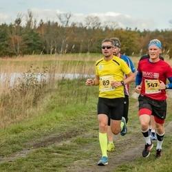 45. Saaremaa kolme päeva jooks - Martin Murre (89), Marek Kesküll (547)