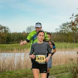 45. Saaremaa kolme päeva jooks - Helina Pärn (463)