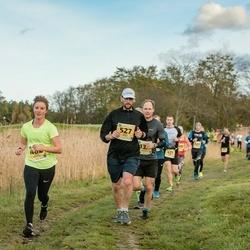 45. Saaremaa kolme päeva jooks - Maria Reinstein (482), Edgari Treier (527)