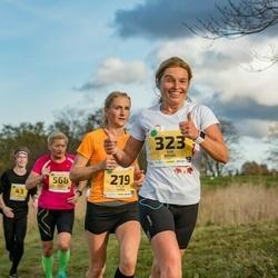 45. Saaremaa kolme päeva jooks - Evelin Terro (219), Eve Kitvel (323)