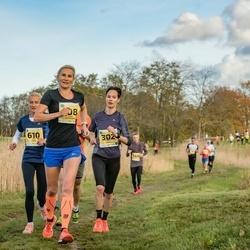 45. Saaremaa kolme päeva jooks - Triin Peterson (108), Edit Kannel (302)
