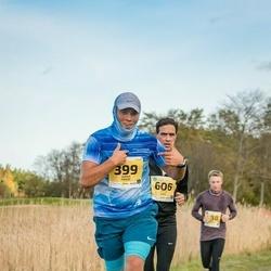 45. Saaremaa kolme päeva jooks - Jaanis Pikkof (399)