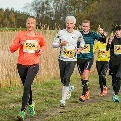 45. Saaremaa kolme päeva jooks - Kaupo Koplus (430), Liina Areng (599)