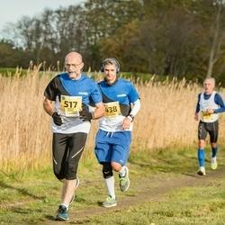 45. Saaremaa kolme päeva jooks - Andre Jakobson (438), Indrek Ratas (517)