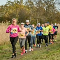45. Saaremaa kolme päeva jooks - Liselle Luks (37), Arnita Sorokina (460)