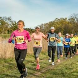 45. Saaremaa kolme päeva jooks - Liselle Luks (37), Tanel Tamm (312), Arnita Sorokina (460)