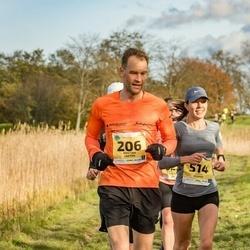 45. Saaremaa kolme päeva jooks - Kristjan Värton (206), Eveli Rebane (514)