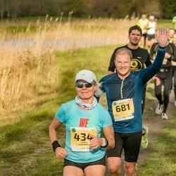 45. Saaremaa kolme päeva jooks - Marika Roopärg (434), Hugo Toll (681)