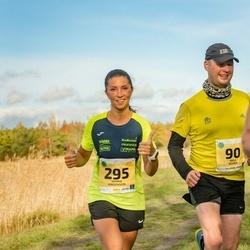 45. Saaremaa kolme päeva jooks - Raul Reiska (90), Janika Jürgenson (295)