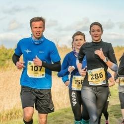 45. Saaremaa kolme päeva jooks - Taavi Tõnus (107), Sigrid Tuisk (286)