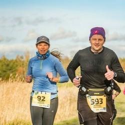 45. Saaremaa kolme päeva jooks - Jaanika Kindlam (92), Vladimir Kuleshov (593)