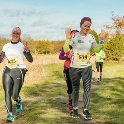 45. Saaremaa kolme päeva jooks - Inga Mustonen (475), Maret Pais (519)