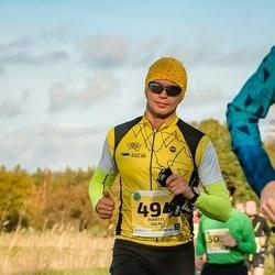 45. Saaremaa kolme päeva jooks - Martti Salm (494)