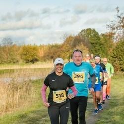 45. Saaremaa kolme päeva jooks - Sulev Oll (394), Gerly Vahe (518)