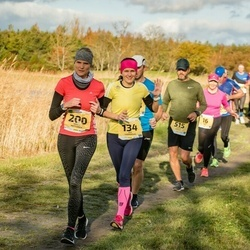 45. Saaremaa kolme päeva jooks - Ave Toomingas (134), Kristi Huttunen (200)