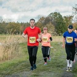 45. Saaremaa kolme päeva jooks - Rasmus Laan (472), Jaan Mättas (575)