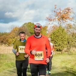 45. Saaremaa kolme päeva jooks - Krister Kallas (608)