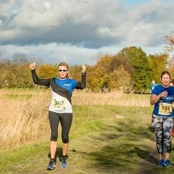 45. Saaremaa kolme päeva jooks - Mare Mändla (347), Heli Eerik (385)