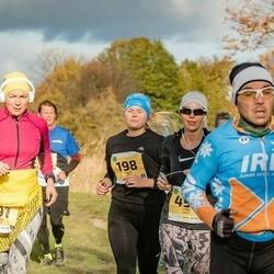 45. Saaremaa kolme päeva jooks - Diana Aus (198), Eneken Jalast (391)