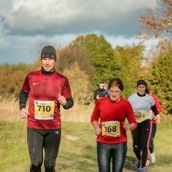 45. Saaremaa kolme päeva jooks - Eve Skoglund (168), Priit Toru (710)