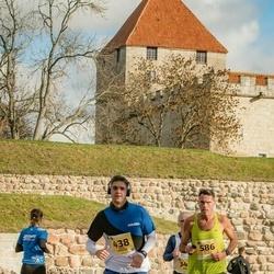 45. Saaremaa kolme päeva jooks - Andre Jakobson (438), Andreas Lehmann (586)
