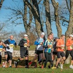 45. Saaremaa kolme päeva jooks - Diana Kaljuvee (232), Mart Salusaar (489), Indrek Ratas (517)