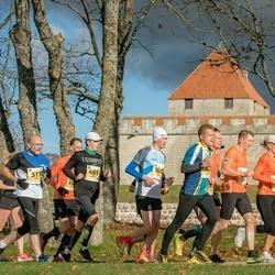 45. Saaremaa kolme päeva jooks - Taivo Kitsing (160), Janno Kaljuvee (231), Diana Kaljuvee (232), Mart Salusaar (489), Indrek Ratas (517)