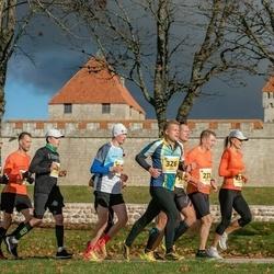 45. Saaremaa kolme päeva jooks - Taivo Kitsing (160), Janno Kaljuvee (231), Diana Kaljuvee (232), Märt Kesküla (326), Mart Salusaar (489), Indrek Ratas (517)