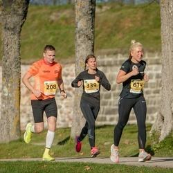45. Saaremaa kolme päeva jooks - Urmo Karu (208), Triinu Haavapuu (339), Margit Udikas-Susi (674)