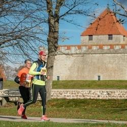 45. Saaremaa kolme päeva jooks - Allan Lillend (189), Andres Sinisalu (345)