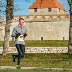 45. Saaremaa kolme päeva jooks - Rene Hallemaa (717)