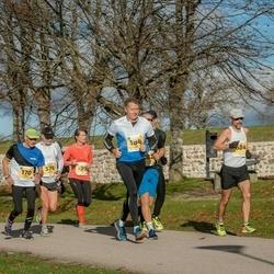 45. Saaremaa kolme päeva jooks - Arnold Nõmm (170), Jüri Linde (184)