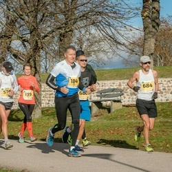 45. Saaremaa kolme päeva jooks - Jüri Linde (184), Anne-Li Tilk (199), Andrus Nilk (684)