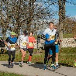 45. Saaremaa kolme päeva jooks - Arnold Nõmm (170), Jüri Linde (184), Ants Kuusik (576), Andrus Nilk (684)