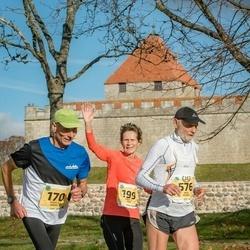 45. Saaremaa kolme päeva jooks - Arnold Nõmm (170), Anne-Li Tilk (199), Ants Kuusik (576)