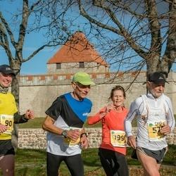 45. Saaremaa kolme päeva jooks - Raul Reiska (90), Anne-Li Tilk (199)