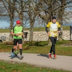 45. Saaremaa kolme päeva jooks - Arwed Puusalu (166), Erik Keerberg (565)