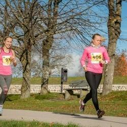 45. Saaremaa kolme päeva jooks - Inga Kree (97), Kädi Lepberg (406)