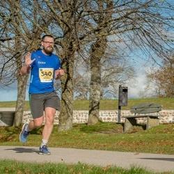 45. Saaremaa kolme päeva jooks - Andrus Naulainen (540)