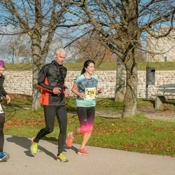 45. Saaremaa kolme päeva jooks - Katrin Laikre (214), Vladimir Kuleshov (593)