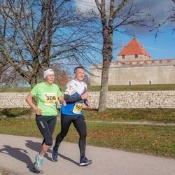 45. Saaremaa kolme päeva jooks - Kaire Kallak (306), Renee Tuul (649)