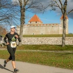 45. Saaremaa kolme päeva jooks - Kristi Siibak (80)