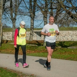 45. Saaremaa kolme päeva jooks - Erika Reimann (392), Marko Kolk (999)