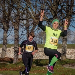 45. Saaremaa kolme päeva jooks - Mai Viirmann (42), Marju Toom (325)