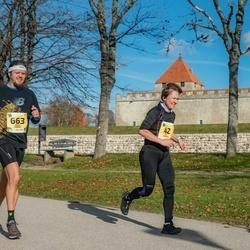 45. Saaremaa kolme päeva jooks - Mai Viirmann (42), Silver Vürmer (663)